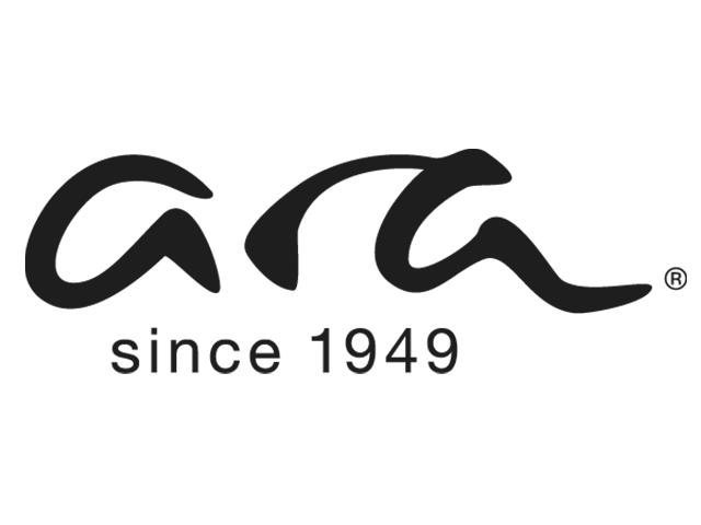 ARA Dámské kotníkové boty se zipem a přehyby šíře H 12-42758-61   černá b780d06f8e