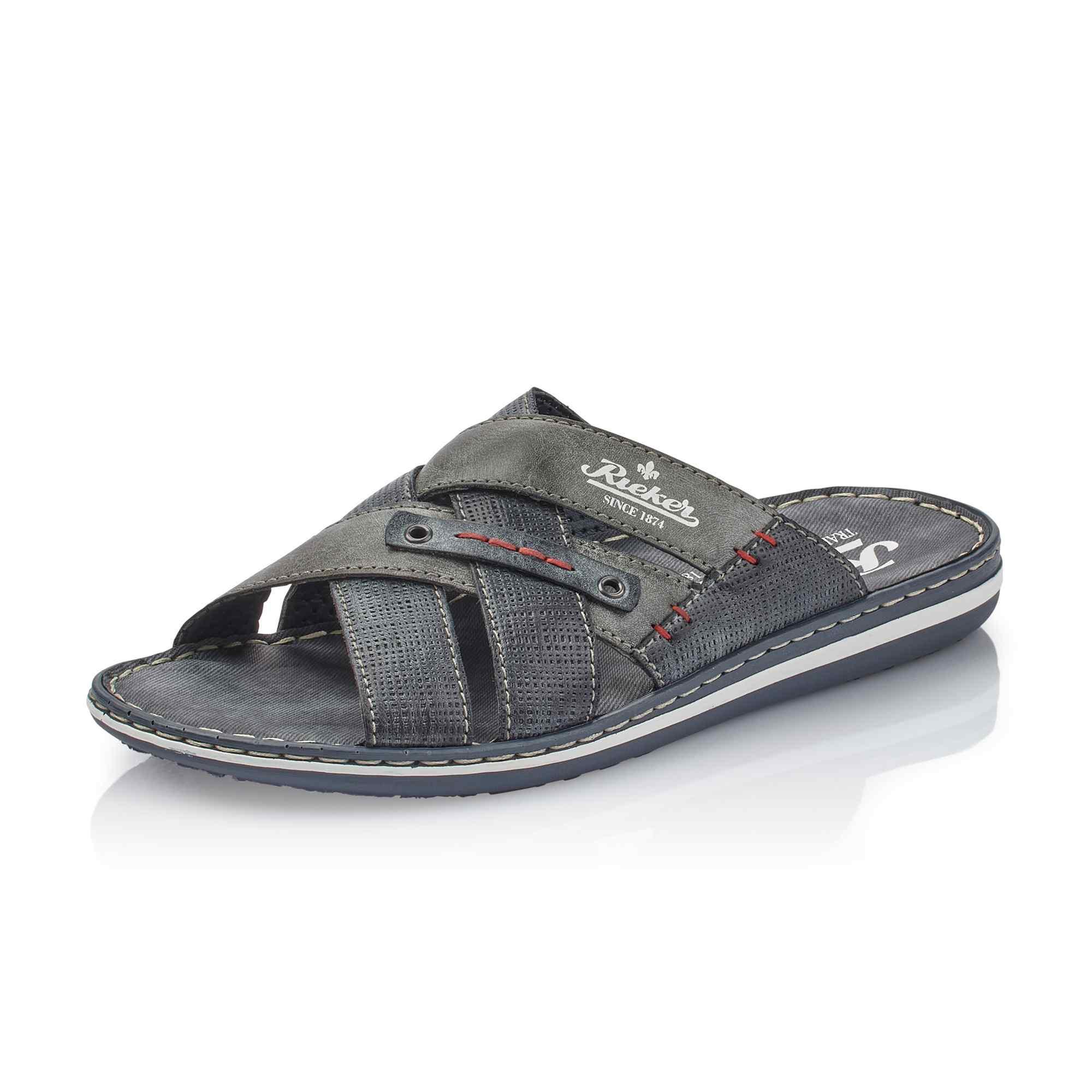 01dbc6f4c2 detail Pánská obuv RIEKER 21062-15 BLAU F S 9