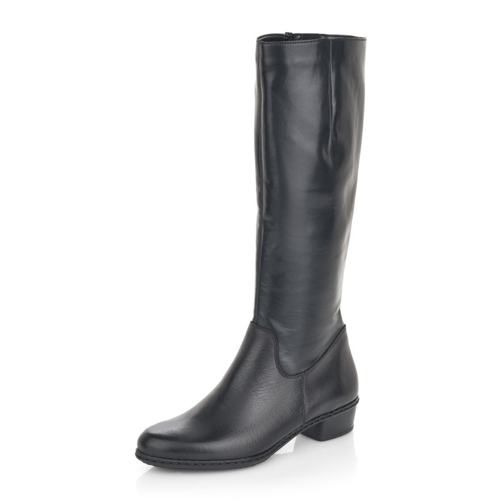 detail Dámská obuv RIEKER Y0796 00 SCHWARZ H W 8 eec3b08cec8